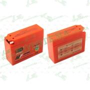"""АКБ   12V 2,3А   гелевый, Suzuki   (113x39x89, оранжевый, mod:YT4B-5)   """"OUTDO"""""""