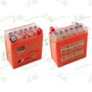 "АКБ   12V 5А   гелевый (высокий)   (119x60x128, оранжевый, mod:YTX5AL-BS)   ""OUTDO"""