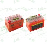 """АКБ   12V 9А   гелевый    (152x88x106, оранжевый, с индикатором заряда)   """"OUTDO"""""""