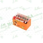 "АКБ   12V 8,6А   гелевый   (150x85.8x93.6, оранжевый, mod:YTZ 10S)   ""OUTDO"""