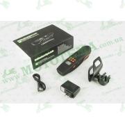 """Аудиосистема велосипедная на руль   """"NEO""""   (влагостойкая, фонарик, рация, МР3/USB/SD/Bluetooth/FM-радио)   (mod:AV126-O)"""