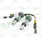 """Лампы биксеноновые (пара)   H4 (12V 35W DC AMP)   6000K   """"HNG"""""""