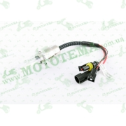 Лампа биксеноновая   H6 (12V 50W DC AMP)   5000K