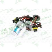 Лампы ксеноновые (пара)   H10 (12V 35W DC AMP)   5000K