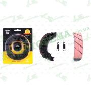 "Колодки тормозные (барабан)   4T GY6 50-150   (10/12"" колесо)   (champion)   ""LAONIU"""