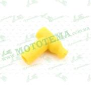 """Насвечник (тюнинг)   90*, Т- образный   (желтый)   """"NJK"""""""