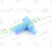 """Насвечник (тюнинг)   90*, Т- образный   (голубой)   """"NJK"""""""