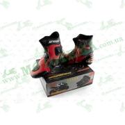 """Ботинки   """"PROBIKER""""   (mod:A004, size:40,/41/42/43/44/45 красные)"""