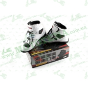 "Ботинки   ""PROBIKER""   (mod:A005, size:40,/41/42/43/44/45 белые)"