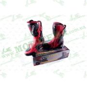 """Ботинки   """"PROBIKER""""   (mod:1001, size:40/41/42/43/44/45, красные)"""