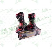"""Ботинки   """"PROBIKER""""   (mod:1003, size:40,/41/42/43/44/45 красные)"""