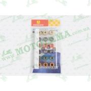 """Набор роликов вариатора   Suzuki   16*12   3-8г   (18шт тюнинг комплект)   """"DONGXIN"""""""
