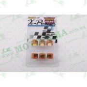 """Ролики вариатора   4T GY6 125/150   18*14   12,5г   (Тайвань)   """"KOSO"""""""