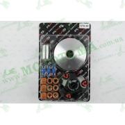 """Вариатор передний (тюнинг)   4T GY6 50   (ролики латунь 9шт, палец, пруж. сцепления)   """"RMS"""""""