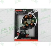 """Вариатор передний (тюнинг)   Suzuki AD100   (медно-граф. втулка, ролики латунь)   """"KOSO"""""""