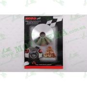 """Вариатор передний (тюнинг)   Honda DIO AF34   (медно-граф. втулка, ролики латунь)   """"KOSO"""""""