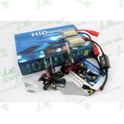 Ксенон (авто) H10 AC 6000K 35W slim