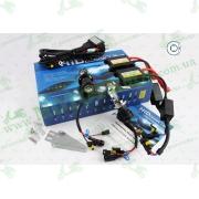 Биксенон (авто) H4 DC 8000K 35W (телескоп) slim