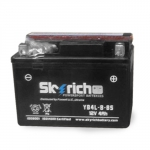 Аккумулятор Skyrich YB4L-B-BS 12V 4 Ah 120*71*91 (Alpha/Delta)