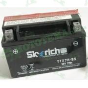 Аккумулятор Skyrich YTX7A-BS 12V 7 Ah 150*87*94