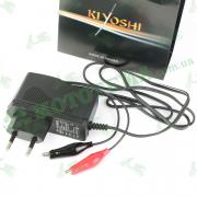 """Зарядное устройство 12V 1A для АКБ 2.5Ah-20Ah """"KIYOSHI"""""""