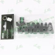 Брелок  YAMAHA  `SALO`  (каучук, зеленый)
