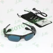 Солнцезащитные очки со встроенной Bluetooth гарнитурой