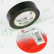 "Изолента 0,13х15мм - ЧЕРНАЯ - 10м. ""3М Temflex"""
