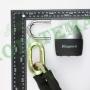 Противоугонная мото-цепь KINGUARD 6035 12x12mm 1500мм (вес 5.2 кг)