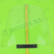 Ветровое стекло, универсальное FXW HF-0606 (поцарапано)