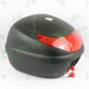 Кофр для мотоцикла (багажник) FXW HF-998 Черный мат