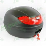 Кофр для мотоцикла (багажник) (430*410*320мм) FXW HF-815 Черный