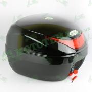 Кофр для мотоцикла (багажник) FXW HF-805 Черный лак
