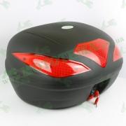 Кофр для мотоцикла (багажник) FXW HF-885 Черный
