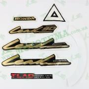 Набор наклеек HONDA LEAD AF20/HF05 (2328)