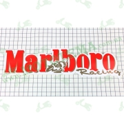 "Наклейка логотип ""MARLBORO"" (27x6см) (#0174)"