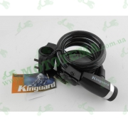 Трос противоугонный KINGUARD 4031 D=12mm 180mm