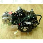Двигатель в сборе 4Т, 125cс (механика)