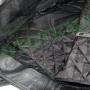 Мотокуртка кожаная черная ATROX NF-8142