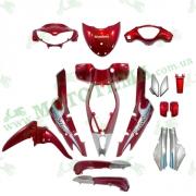 Комплект окрашенного пластика МТ110/125-3