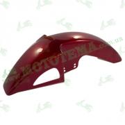 Крыло переднее (пластик) MT150-5