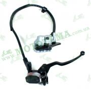 Гидравлика переднего тормоза MT150/200-7