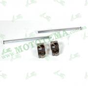 Руль (клипоны с креплениями) MT250-10B