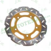 Диск тормозной заднего колеса MT250-10B