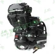 Двигатель в сборе (162FMJ-3) Shineray XY150-10B Vista