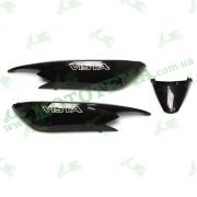 Пластик боковой задний (пара) Shineray XY150-10B Vista