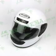 Шлем FXW HF-101 Белый глянцевый