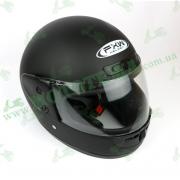 Шлем FXW HF-101 Черный матовый M