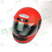 Шлем FXW HF-101 Красный матовый