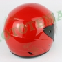 Мотошлем FXW HF-200 Красный глянец
